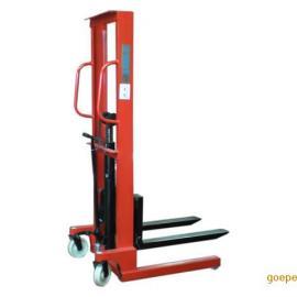 手动叉腿式堆高车 叉车 液压叉腿式升降式装卸车
