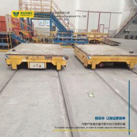 电动轨道车建筑板材搬运专用 蓄电池供电轨道车 5吨电动轨道车