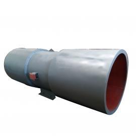 齐鲁安泰牌稀释隧道风机 掘进风机 优质隧道风机价格 隧道消音器