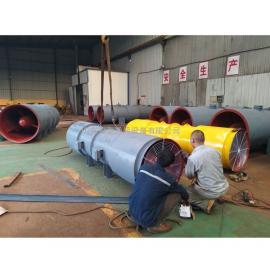 隧道掘进机 隧道风机 优质隧道风机价格 隧道消音器