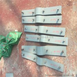 D10立管短管夹 (吊架)管道立管短管夹