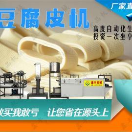 山东哪有卖豆腐皮机的 豆腐皮机生产上 技术包教包会