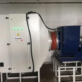CNC加工车间油雾净化器