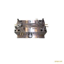 湖北OEM来图来样定制汽车铝合金压铸件配件模具