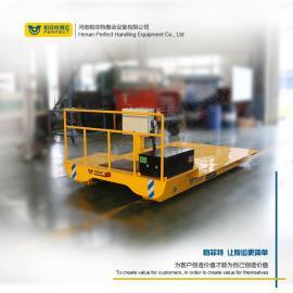 现货供应喷涂车间小型物料转运电动轨道车