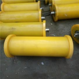 280*420聚氨酯地滚280*420矿用聚氨酯地辊轮