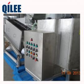 QLD301电镀废水叠螺式污泥脱水机