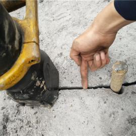 液压岩石劈裂器