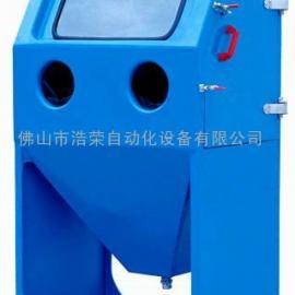 小型除锈自动喷砂机
