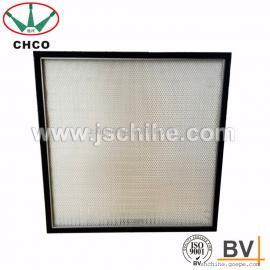 HS有隔板纸隔板高效过滤器 木框/镀锌框/铝框可选 484*484*150