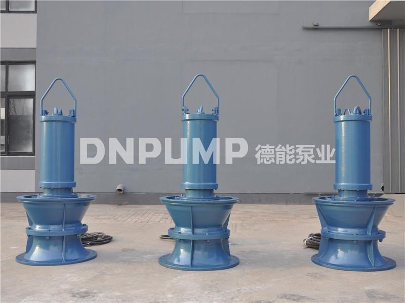 水利工程应用大流量潜水轴流泵