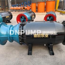 700QZB大流量斜拉式潜水泵