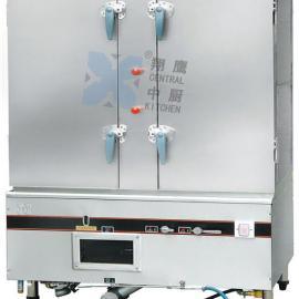燃气蒸箱、蒸饭车、蒸饭柜、蒸菜、蒸箱、厨房设备、蒸菜