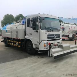 国六东风天锦10吨高压清洗车