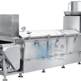 全自动蒸汽型米饭生产线、全自动米饭生产线、炊具、厨房设备
