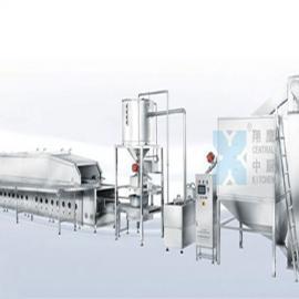 600自动米饭生产线、炊具、厨房设备、米饭设备