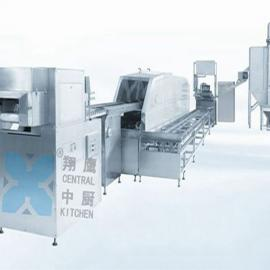 480联合自动米饭生产线、炊具、厨房设备、食品机械