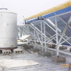 太阳能加空气能贮水罐设备