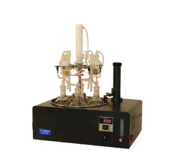 定制电动升降水质硫化物酸化吹气仪/吹扫装置 厂家直销