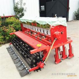 吉林供应12行旋播机 旱稻腿式播种机厂家