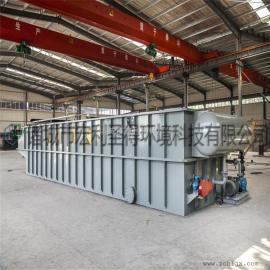 高效溶气气浮机 厂家直销一体式溶气气浮机 污水处理设备包安装