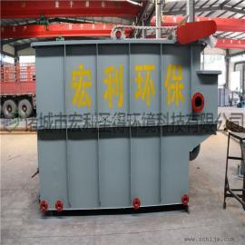 厂家直销平流式溶气气浮机 食品污水处理设备 质优价廉