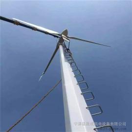 厂家直销5千瓦优质民用型微型风力发电机