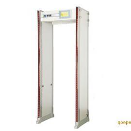 WSD-D700监狱安检门_33区位金属探测安检门_电子金属安检门