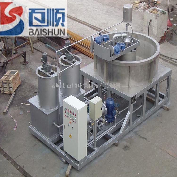 浅层气浮机 污水处理设备 厂家直销 来货定制 百顺环保