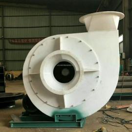 聚丙烯防腐风机 塑料风机F4-73 玻璃钢风机F4-72 PP风机