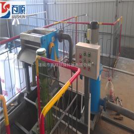 高效超磁分离机 污水处理设备 厂家直销 百顺环保