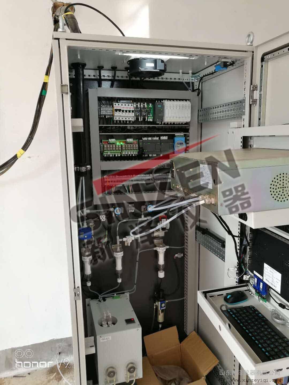 砖瓦厂环保烟气在线监测装置厂家直销
