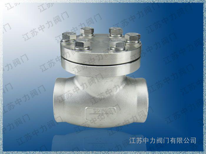 DH61F低温不锈钢止回阀