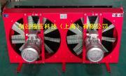 上海剑邑ELB-12-A3矿山机械液压圆锥破碎机润滑油冷却器散热器
