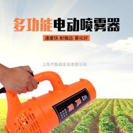 手提式风送电动喷雾器 喷药机 弥雾机 二代打药机送风筒