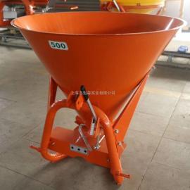 意大利进口agrex撒肥机 车载施肥机 AGREX安格力斯撒肥机撒盐机