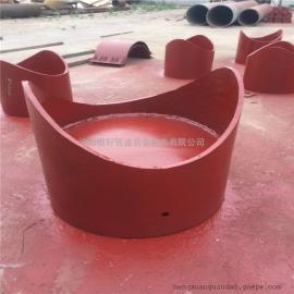 恒轩牌焊接固定支座 Z2型焊接固定支座 支撑管道固定支座