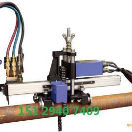 上海华威 PNC-500A 型便携式数控管道相贯线切割机价格 西安森达