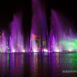 湖北喷泉公司 水景设计 音乐喷泉厂 喷泉水景-水舞喷泉图片图片