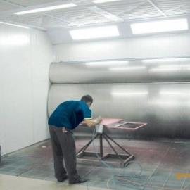 水帘喷漆室