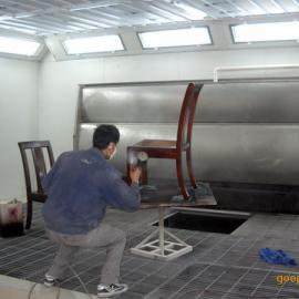 家具喷漆房/木门喷漆室
