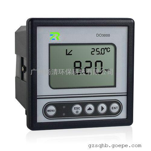 在线溶氧仪|广州海净品牌DO2000型极谱法在线溶解氧控制器