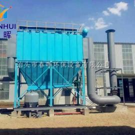 杭州钢厂破碎机布袋除尘器主体及吸尘罩设计规范