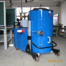 富拓达合肥工业吸尘器FTV系列桶式大量粉尘收集设备