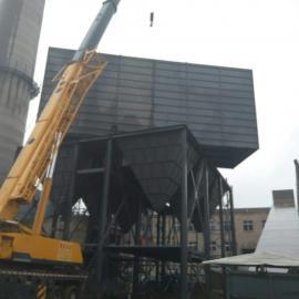 河北承接钢铁厂塑烧板布袋除尘器改造厂家及分项报价