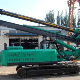 山东一工YGR120-25H旋挖钻机