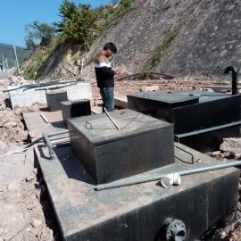 50m3/d一体化污水处理设备
