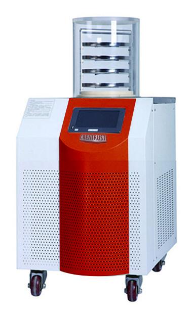 实验室立式标准冻干机CTFD-12S