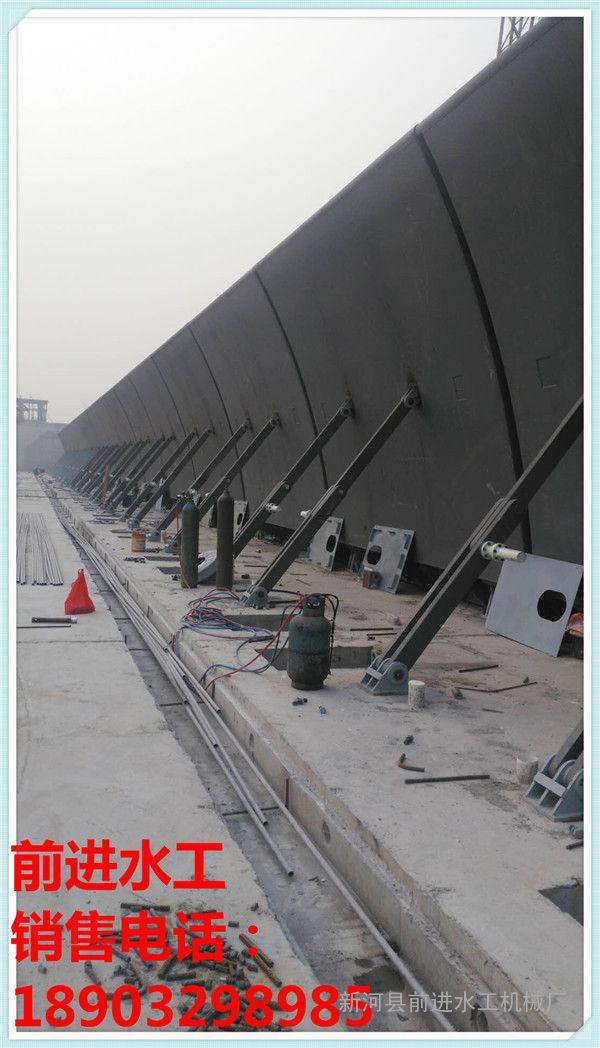 液压坝结构与工作原理