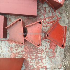 管道槽钢支座 无保温管道槽钢支座 Z8型槽钢支座